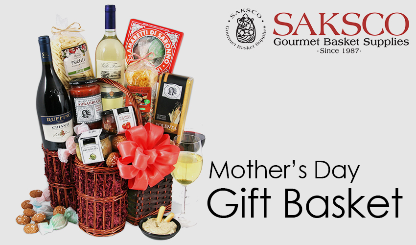 What to put in a Mother's Day Gift Basket