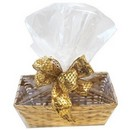 Basket Bag Clear Small  19''x30'' 25/cs