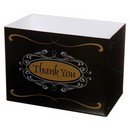 Thank You Large Basket Box 6/cs