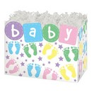 Baby Steps Large Basket Box 6/cs