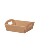 Kraft Small Presentation Tray 6/cs