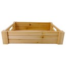 Wooden Crate with Handle (14