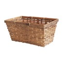 Brown Bamboo Rectangular (9'') 24/cs