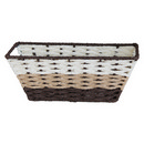 Paper Basket with Iron Frame (13