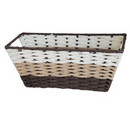 Paper Basket with Iron Frame (15