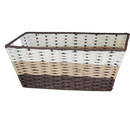 Paper Basket with Iron Frame (17