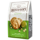 Brent & Sam's Cookies Key Lime White Choc 32/71g/2.5 oz