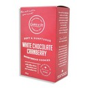 Cookie It Up White Chocolate Cranberry Shortbread 18/85g