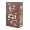 Cookie It Up Chocolate Shortbread 18/80g