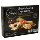 Carr's Crackers - Assorted Crackers (Black) 12/200g/7oz