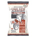 Uglies Kettle Cooked Potato Barbecue Chips 24/57g/2oz
