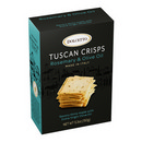 Dolcetto Tuscan Crisps Rosemary & Olive Oil 12/150g/5.3oz