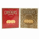 Aunt Gloria's Sesame Water Crackers Gold/Red 24/4.4oz/127g
