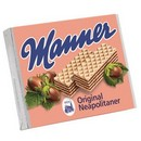 Manner Wafers Original (Hazelnut) 48/75g