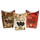 Mom's Best Triple Chocolate Biscotti Asst 3 Colors 24/40g/1.4 oz