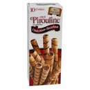 Pirouline Chocolate Hazlenut Wafer Rolls Sm. 12/3.25oz/92g