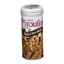Pirouline Dark Chocolate Wafer Rolls Tin 12/3.25oz/92g