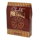 Chocolate Pretzels - Brown 24/85g/3 oz