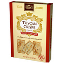Turback Tuscan Style Crisps, Cracked Pepper & Herb 12/170g/6 oz