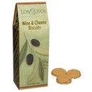 Los Olivos Wine and Cheese Biscuits 24/56g/2oz