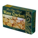 Vineyard Collection Three Pepper Blend Water Crackers Green 48/2oz/57g