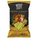 Wicked Crisps - Roasted Garlic & Asiago Broccoli 12/114g/4oz