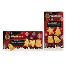 Walkers Shortbread Festive Shaped Cookies 24/60g/2.1 oz