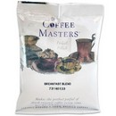 Coffee Masters Breakfast Blend Coffee 12/42g/1.5oz