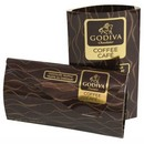 Godiva Chocolate Truffle Coffee Brown 12/57g/2 oz