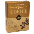 Zavida 100% Colombian Coffee Gold/Beige 18/49.6g/1.75 oz