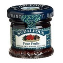 St. Dalfour Four Fruits Mini Jam 48/28g/1oz