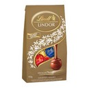 Lindt Lindor Asst Chocolate Truffles Bag Gold 18/150g