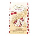 Lindor Holiday Mini Bags- White Peppermint 24/24g/0.8 oz