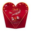 Lindor Mini Heart Milk Chocolate 12/2.1 oz/60g