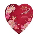 Lindt Lindor Valentine Heart Milk Chocolate 12/168g/5.9 oz