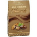 Snacktales Milk Choc Almonds Gold 24/2 oz/57g