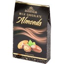 Snacktales Milk Choc Almonds Black 24/2 oz/57g