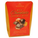 Snacktales Milk Choc Caramel Bites 10pk Red 24/60g/2.1 oz