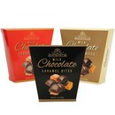 Snacktales Milk Choc Caramel Bites 5pk Asst 3 Colors 24/30g/1 oz