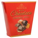 Snacktales Milk Choc Caramel Bites 5pk Red 24/30g/1 oz