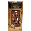 Donini Signature Chocolate Bars Milk Chocolate With Almonds and Raisins 12/100g/3.5oz