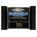 Ghirardelli Intense Dark Twilight Delight 72% Cacao (Black) 50/11g /.53oz