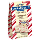Ghirardelli Squares Holiday Gift Small Bag Peppermint Bark 24/23.6g/0.83oz
