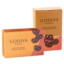 Godiva Milk Chocolate Covered Mini Pretzels 10/2.5oz