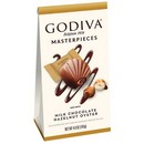 Godiva Milk Choc Hazelnut Oyster Bag 6/141g/4.9oz