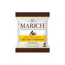 Marich Dark Chocolate Sea Salt Cashews 50/.05oz/14g