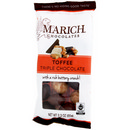 Marich Triple Chocolate Toffee 24/65g/2.3oz