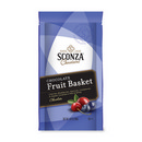 Sconza Chocolate Fruit Basket 12/2.82 oz/80g
