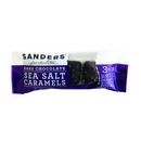 Sanders Dark Chocolate Caramels 3 piece 24/1.5 oz/42g