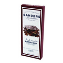 Sanders Pavilion Collection Milk Chocolate Almond Bark 12/106g/3.75 oz